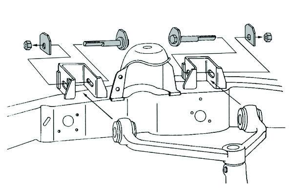 2002 ford explorer suspension diagram